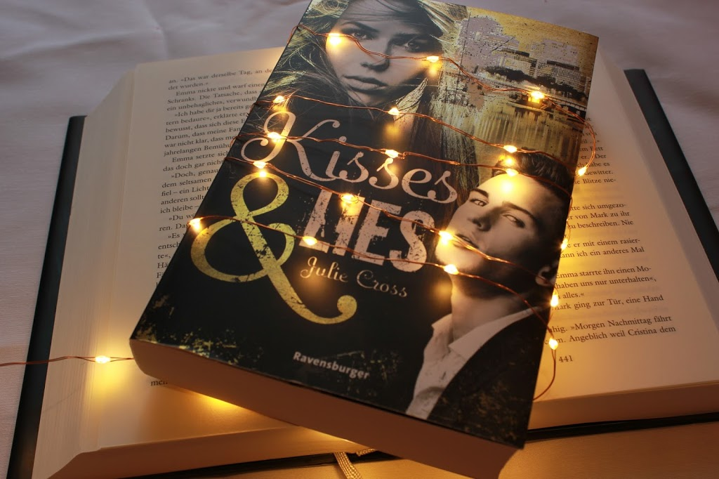 [Rezension] Kisses & lies von Julie Cross