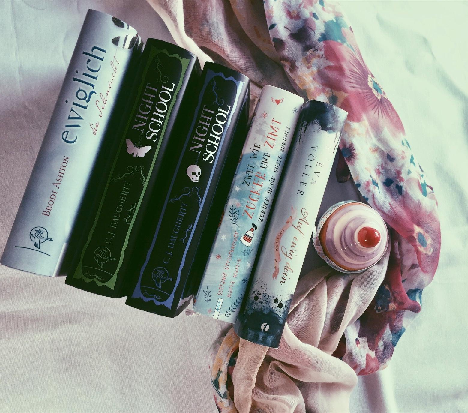 Lesemonat Juli 2018 Bücherparadies