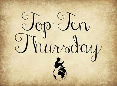 [Top Ten Thursday] Harry Potter Zaubersprüche
