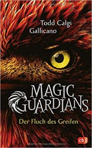 Magic Guardians Todd Calgi Gallicano