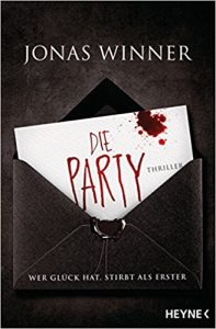 Die Party Jonas Winner