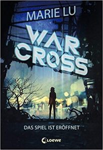 War Cross Marie Lu