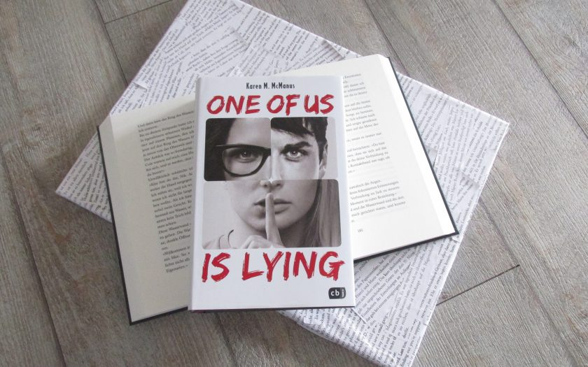 [Rezension] One of us is lying von Karen McManus