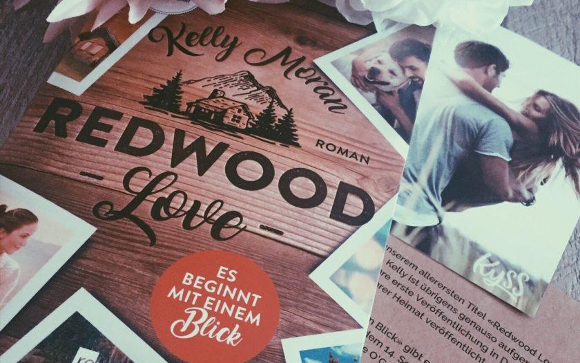 [Rezension] Redwood Love – Es beginnt mit einem Blick von Kelly Moran