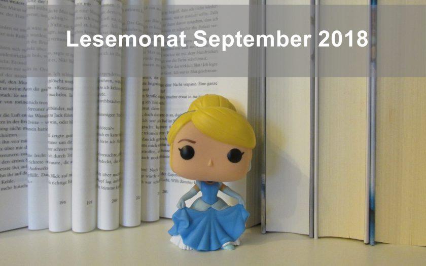 Lesemonat September 2018 – Meine erste Leseflaute