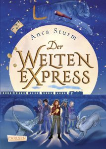 Anca Strum Der Weltenexpress