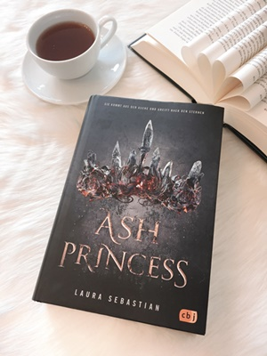 Rezension Ash Princess von Laura Sebastian