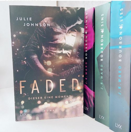 Rezension – Faded dieser eine Moment von Julie Johnson