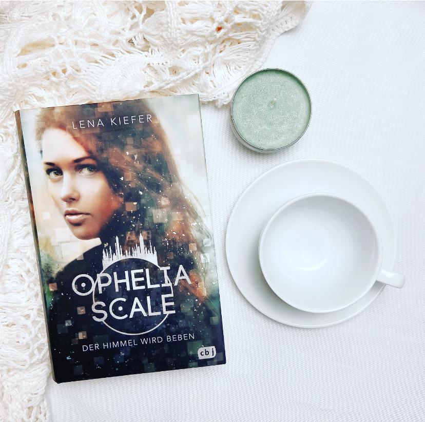 Rezension – Ophelia Scale 2: Der Himmel wird beben von Lena Kiefer