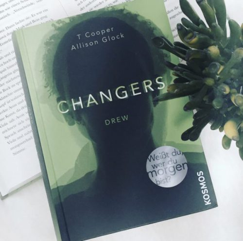 Rezension Changers  Band 1 – Drew von T. Cooper und Allison Glock