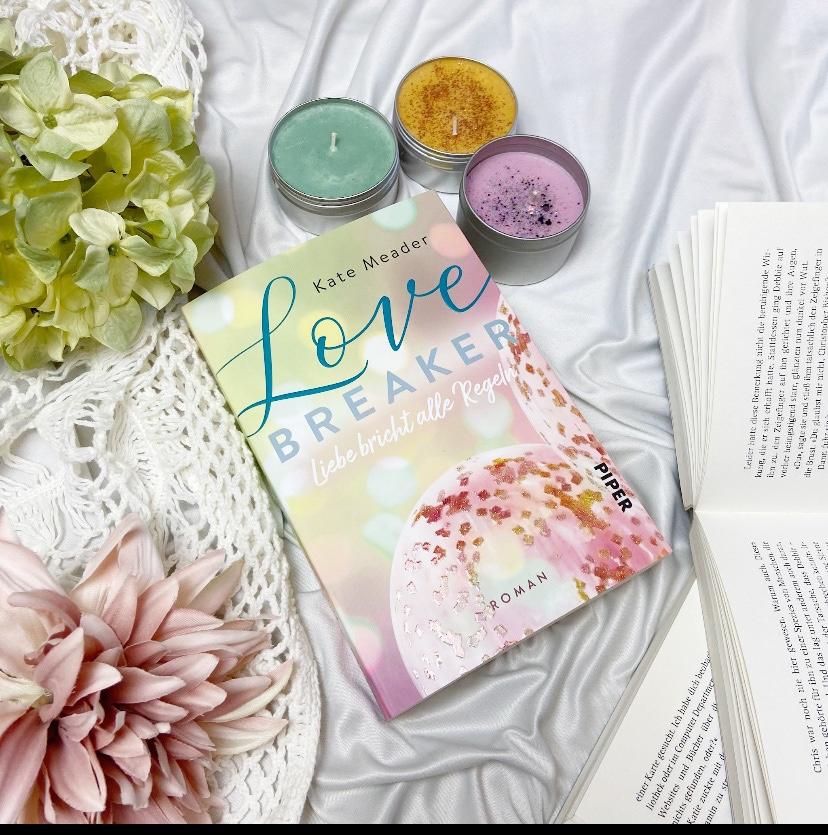 Rezension – Love breaker- Liebe bricht alle  Regeln von Kate Meader